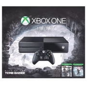 Xbox One 1TB Console : Rise of the Tomb Raider Bundle NIB