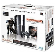 SONY PS3 METAL GEAR SOLID 4 CONSOLE BACKWARDS COMPAT BN